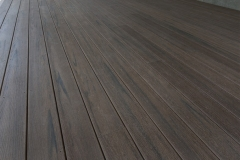 Decking - Dark wood