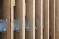 Structural Hardwood Close up