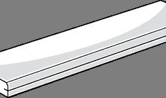 HardieDeck Board 3d
