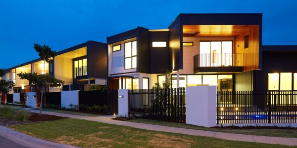 Hamilton Reach Apartments, Brisbane - Residential