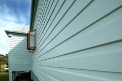 External Timber Cladding Nelson home