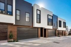 Creation homes external timber cladding
