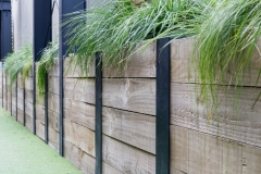 Landscaping fencing