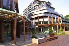 Structural Hardwood Commercial Development
