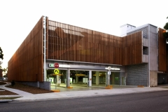 Structural Hardwood Commercial Development