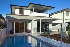 Fibre Cement Applications External Cladding - Outdoor Living