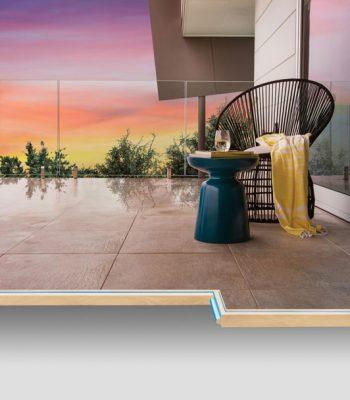 Fibre Cement Flooring Decking Quicker Lighter Last Longer
