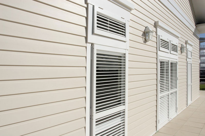 External Cladding Fibre Cement Weatherboards Australian