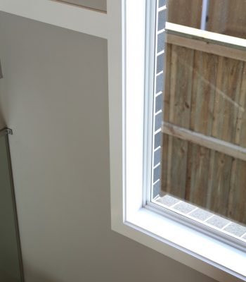 Bevel Window