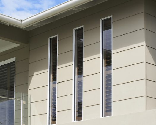 """Fibre Cement Style: """"In Gamut"""""""
