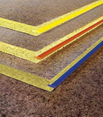 Particle Board Flooring Strong Durable Moisture Resistant