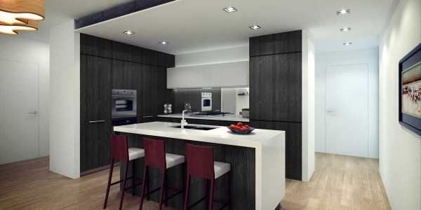 111020 THE LONDON Unit 22 Kitchen 5000pxH