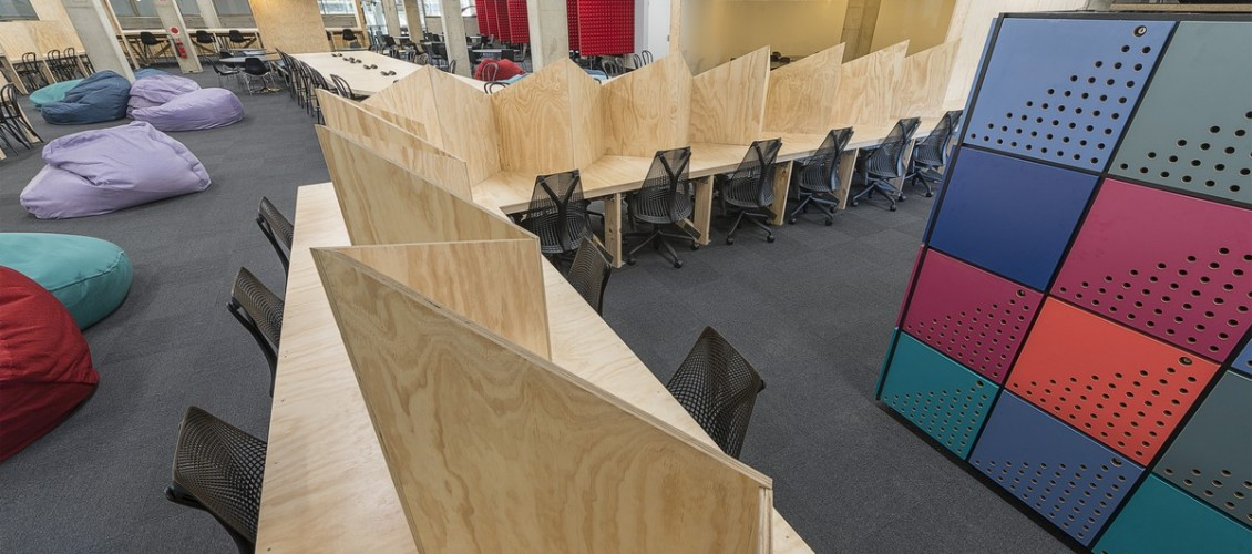 Macquarie University Spatial Experience