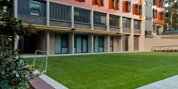 Robert Menzies College – Student Accommodation at Macquarie University - Commercial