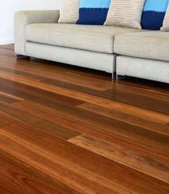 Big River timber floor