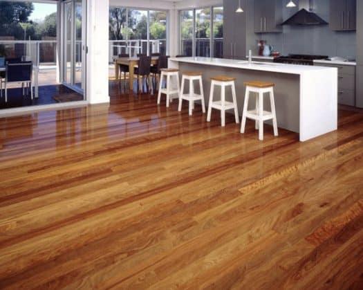 Solid T&G Flooring