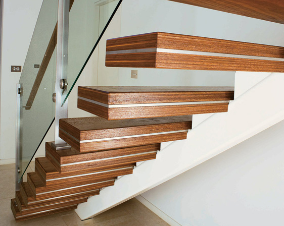 Engineered Hardwood Stair Treads Coverings