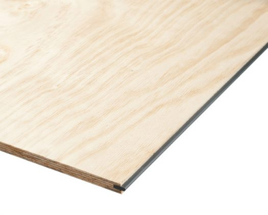 T & G Structural plywood