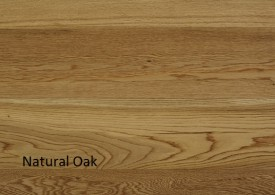 Natural UV Oak
