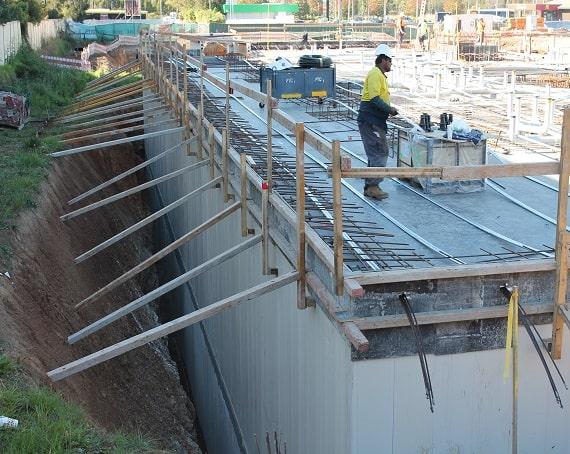 Permaform A Permanent Pvc Wall Formwork System