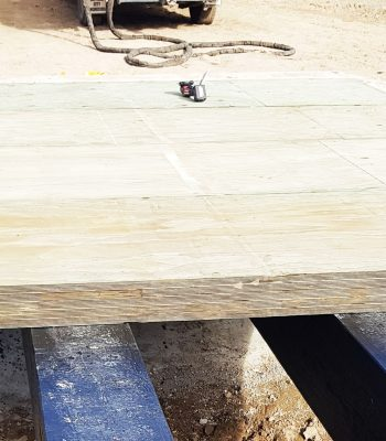 Engineered Plywood Bridge Decking